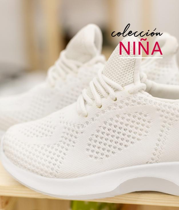 Sneakers Garen - White