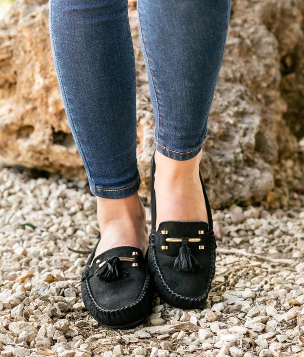 Zapato Nígar - Noir