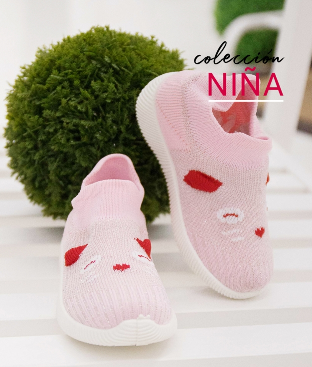 Sneakers Terza - Rosa