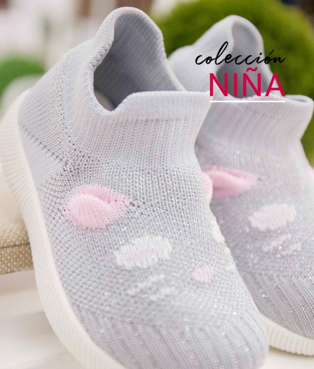 Sneakers Terza - Gris