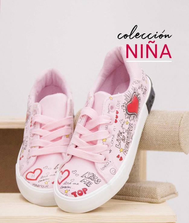 Sneakers Grale - Rosa