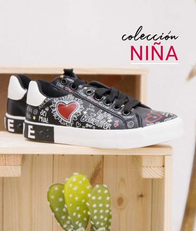 Sneakers Grale - Nero