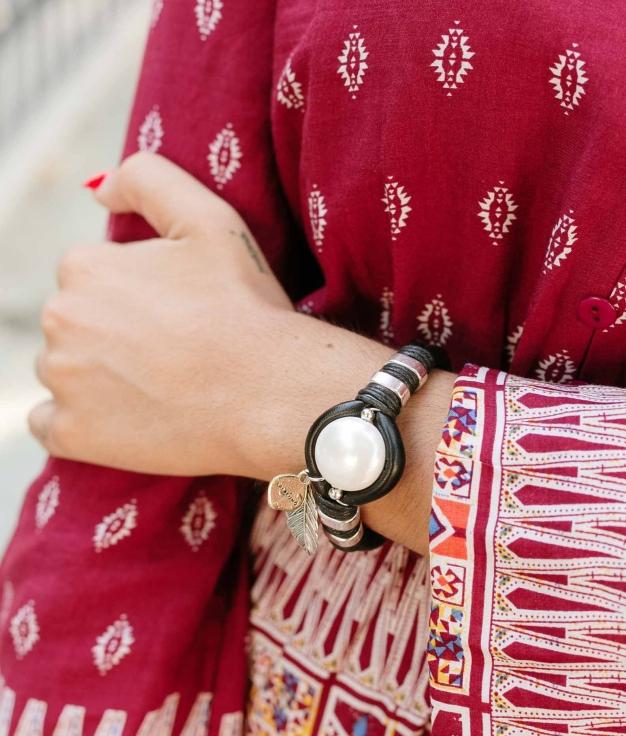 Bracelet Shani - Black