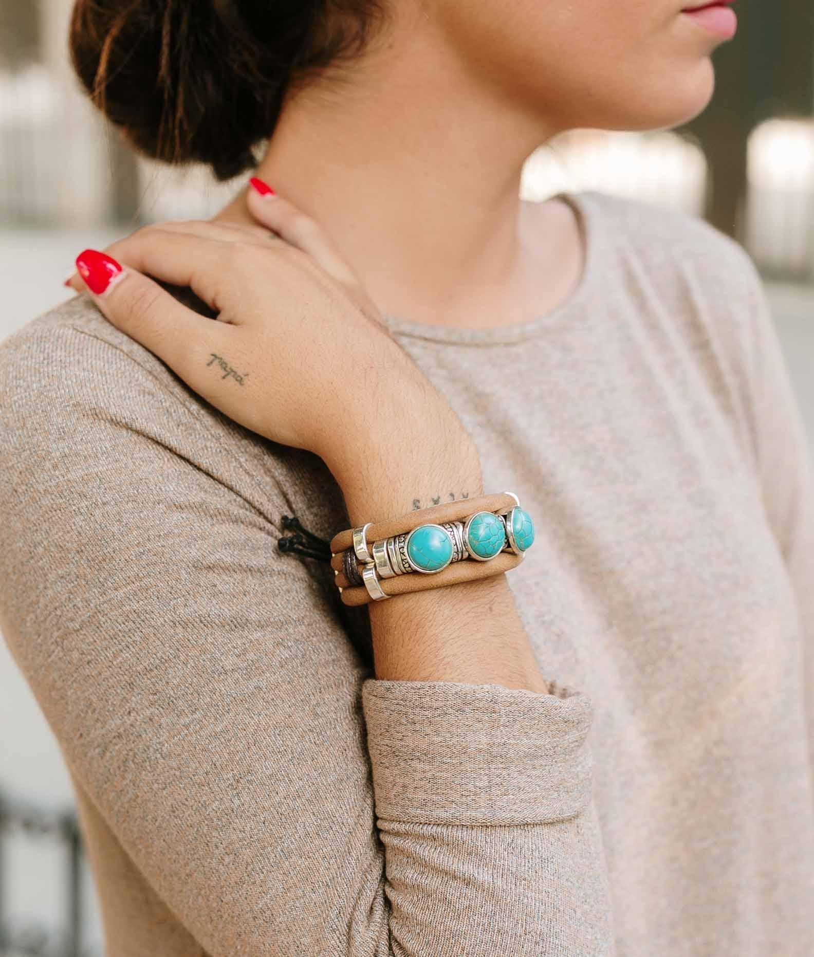 Bracelet Altair - Brown