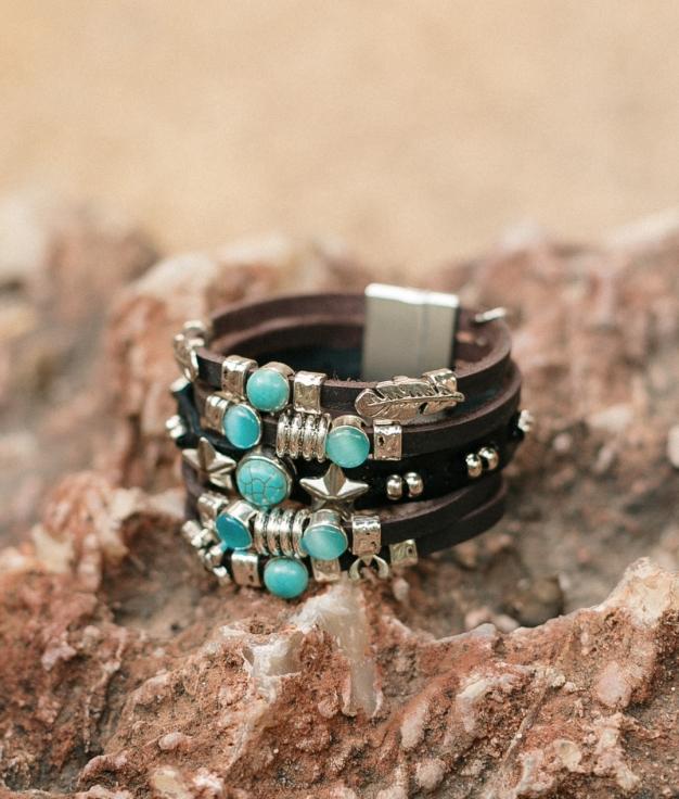 Bracelet - Noir