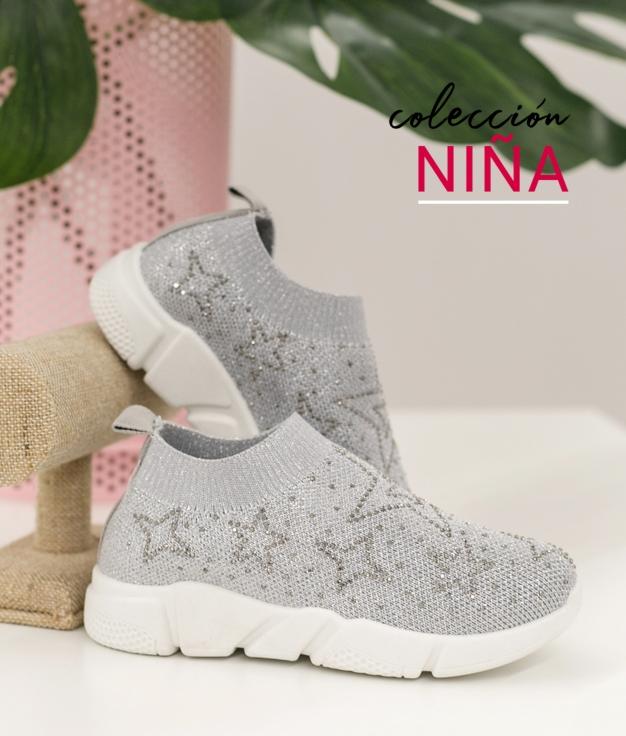 Sneakers Staren - Gris