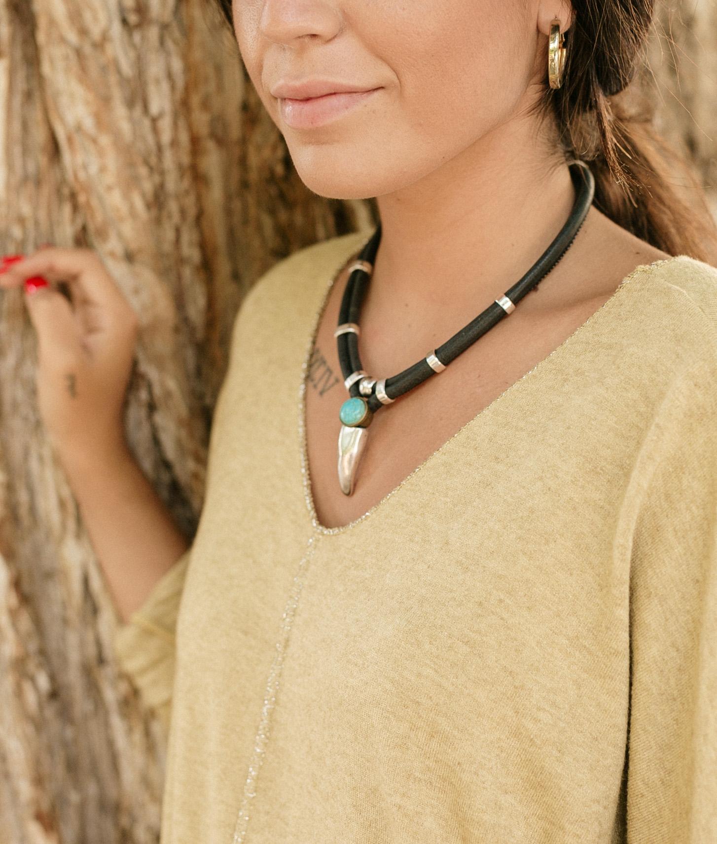 Collar Deneb - Black