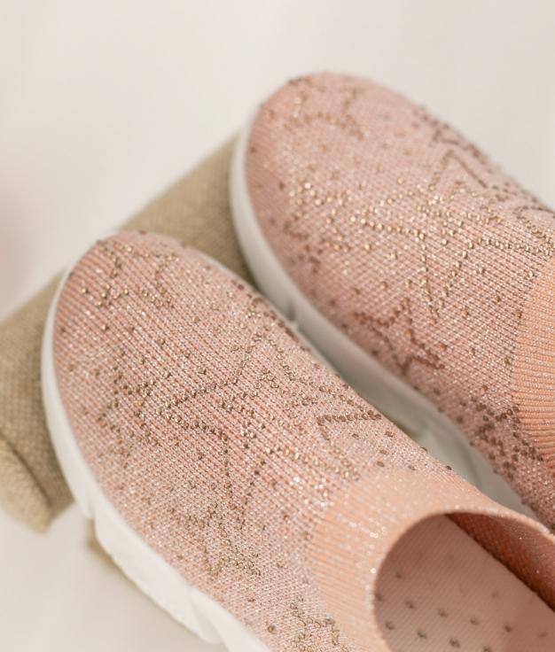 Sneakers Staren - Rose