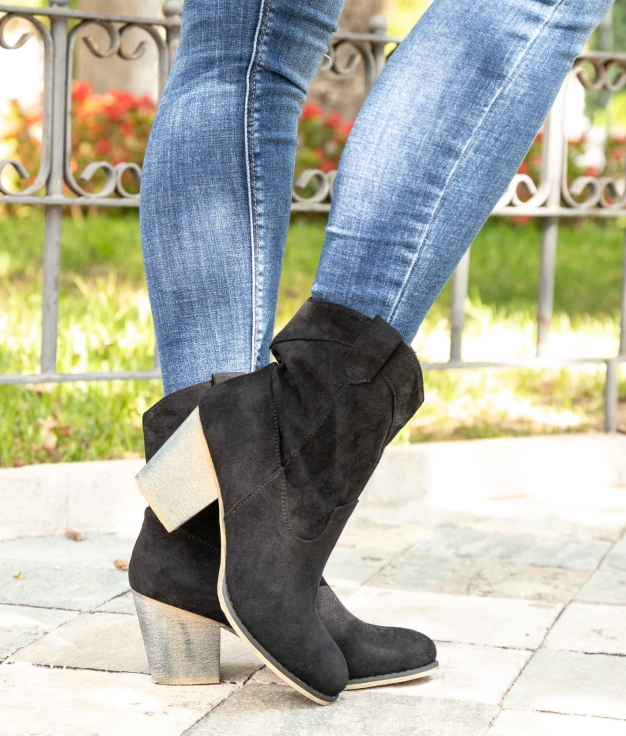 Boot Petite Cerus - Noir