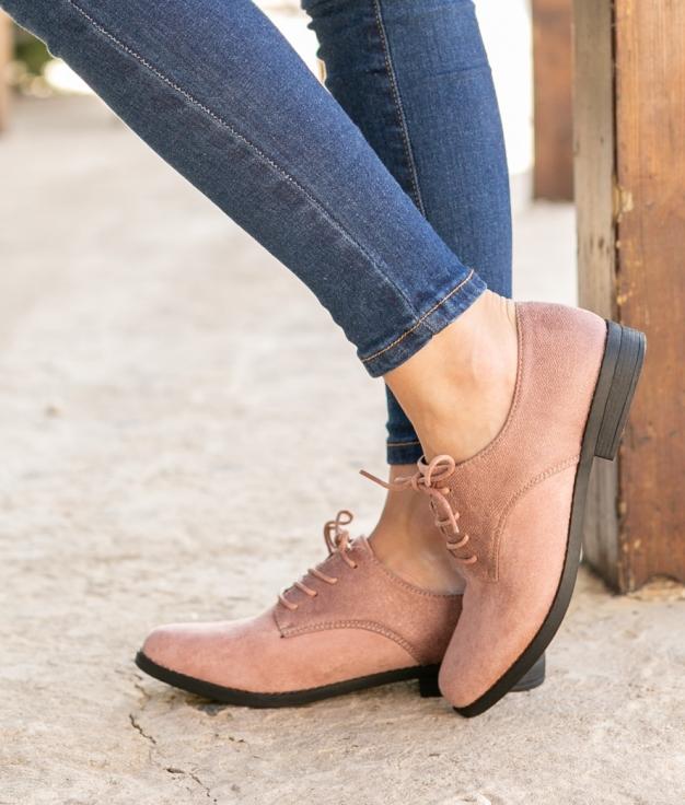 Zapato Tuks - Rosa