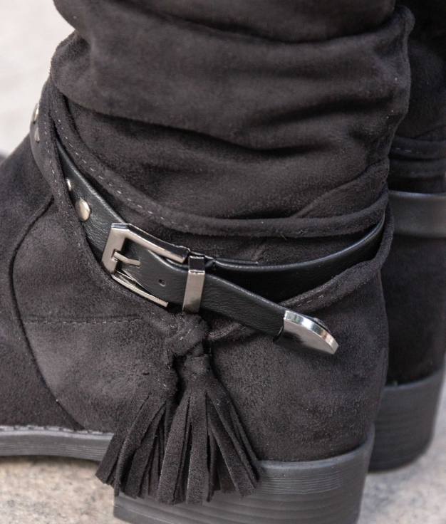 Knee-length Boot Espir - Black