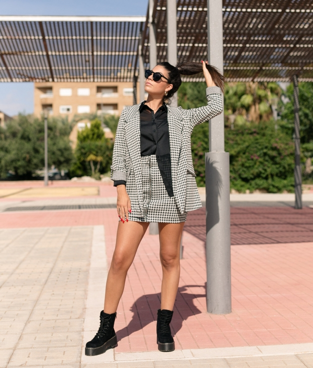 Skirt Redis - Black