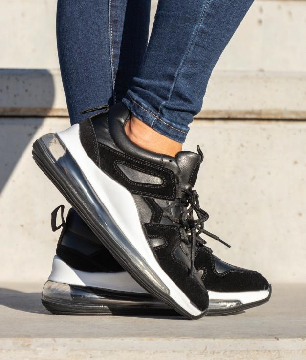 Sneakers Makson - Nero