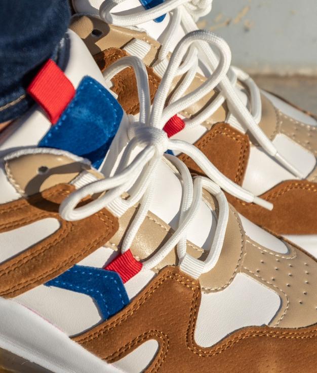 Sneakers Makson - Cammello