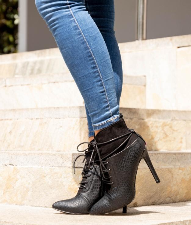 Sapato Decru - Preto