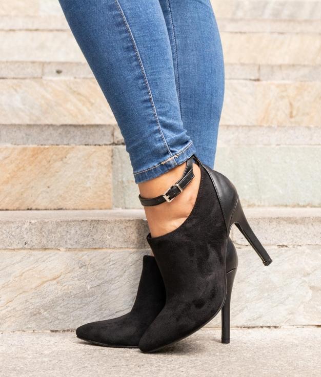 Sapato De Salto Opres - Preto