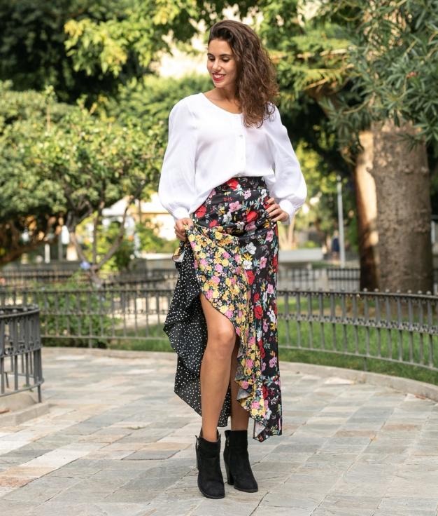 Skirt Vidi - Black