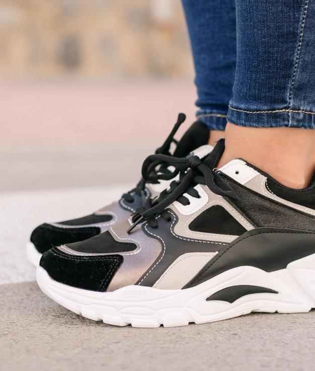 Sneakers Metra - Negro