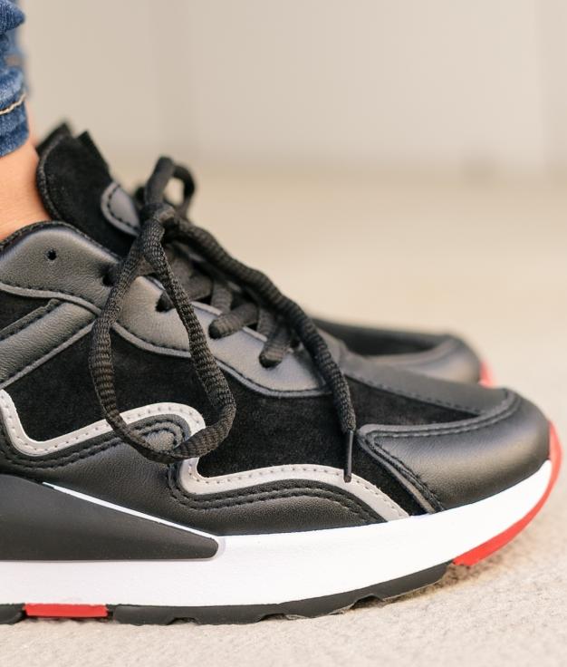 Sneakers Deria - Nero