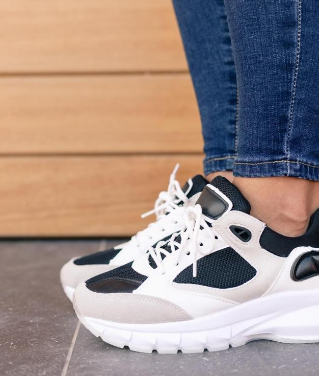 Sneakers Suscan - Preto