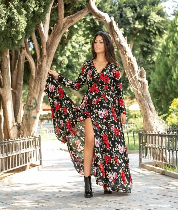 S'habiller Birma - Noir