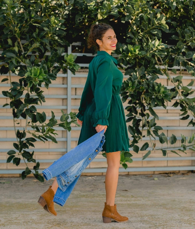 S'habiller Benci - Vert