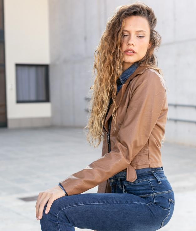 Jaqueta Brandin - Marrom