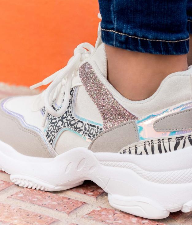 Sneakers Karmen - Blanco