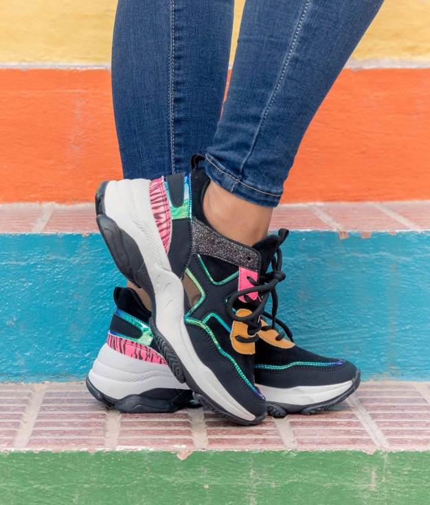 Sneakers Karmen - Black
