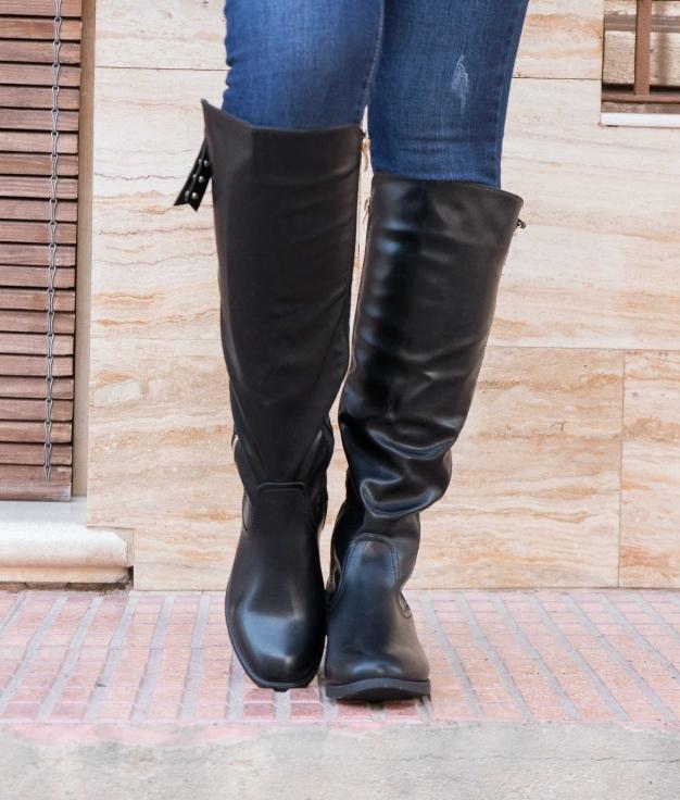 Knee-length Boot Sepur - Negro