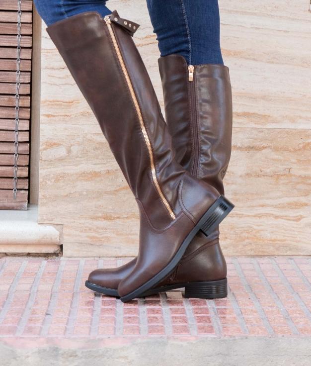 Knee-length Boot Sepur - Brown