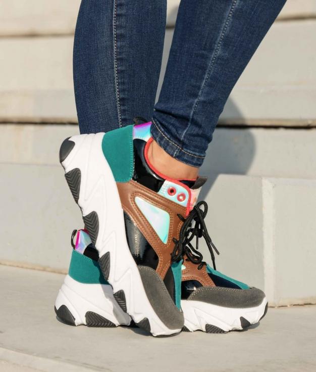 Sneakers Woca - Nero