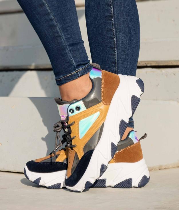 Sneakers Woca - Gris