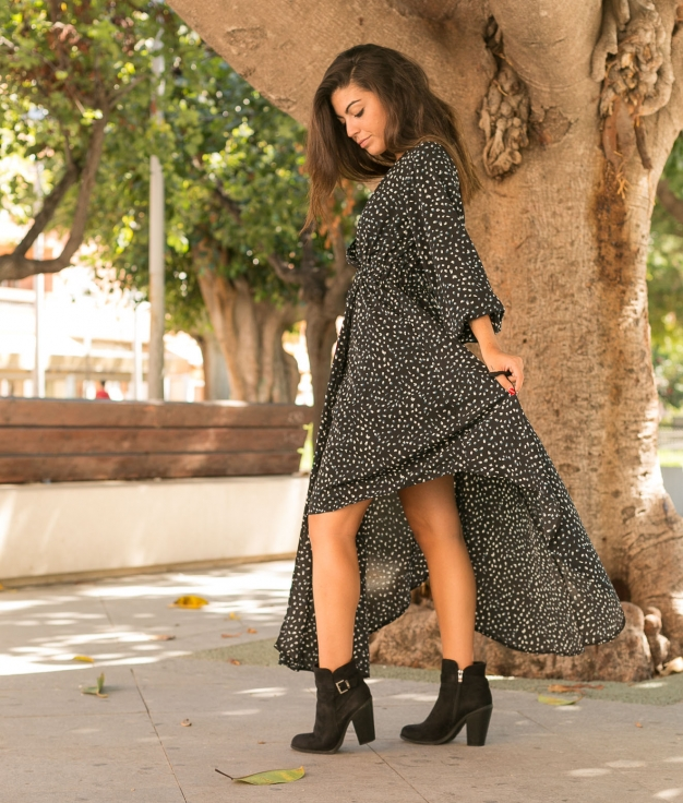 Vestido Persel - Negro