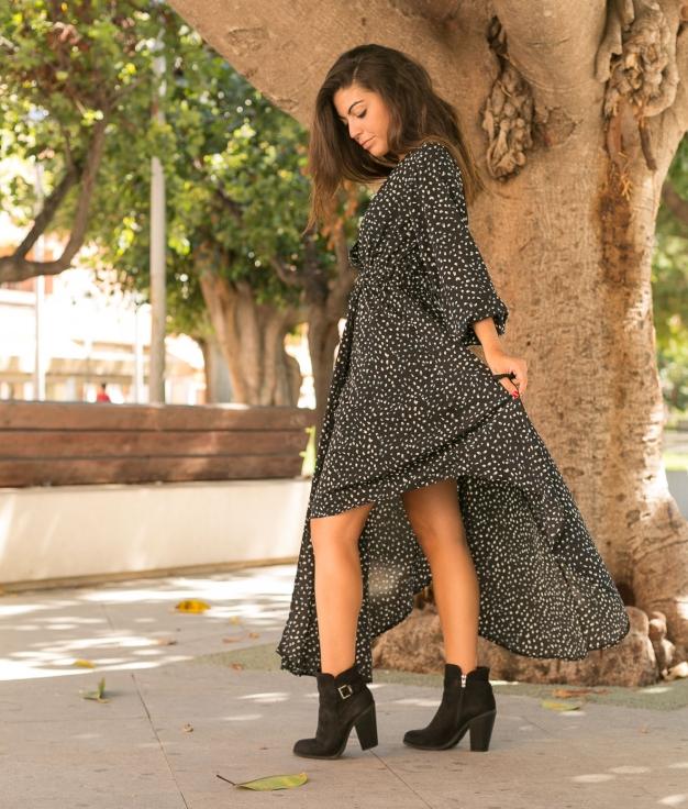 Vestido Persel - Preto