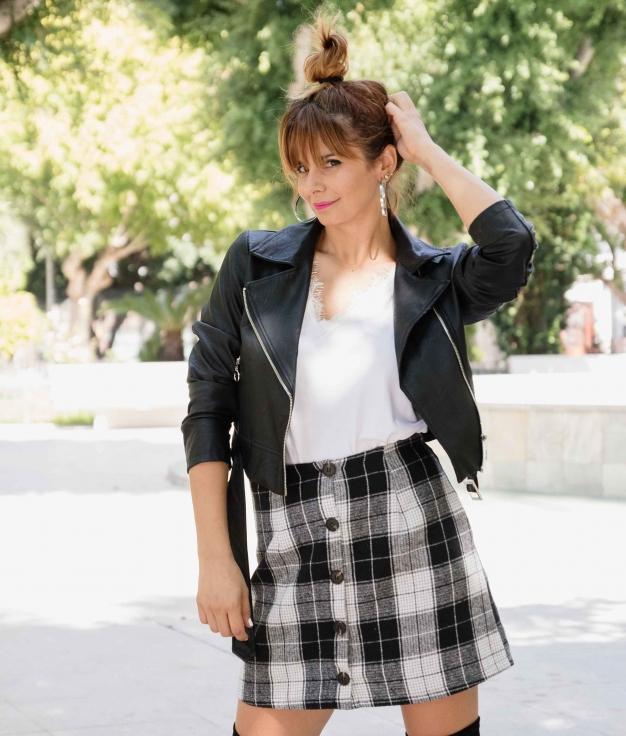Skirt Winnie - Black