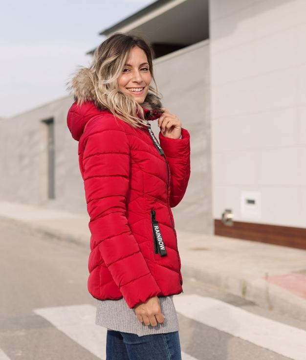 Chaqueta Bradoy - Rojo