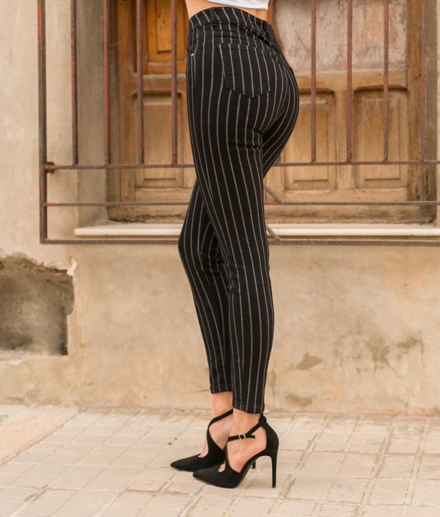 Pantalón Brada - Negro