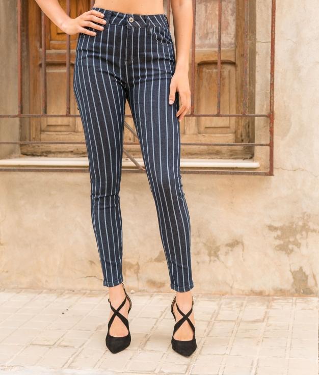 Pantaloni Brada - Nero