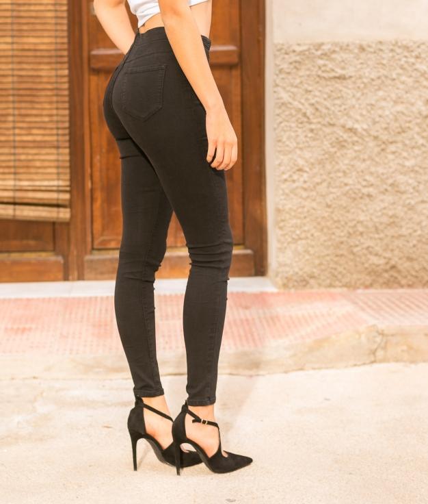 Trousers Lustig - Black