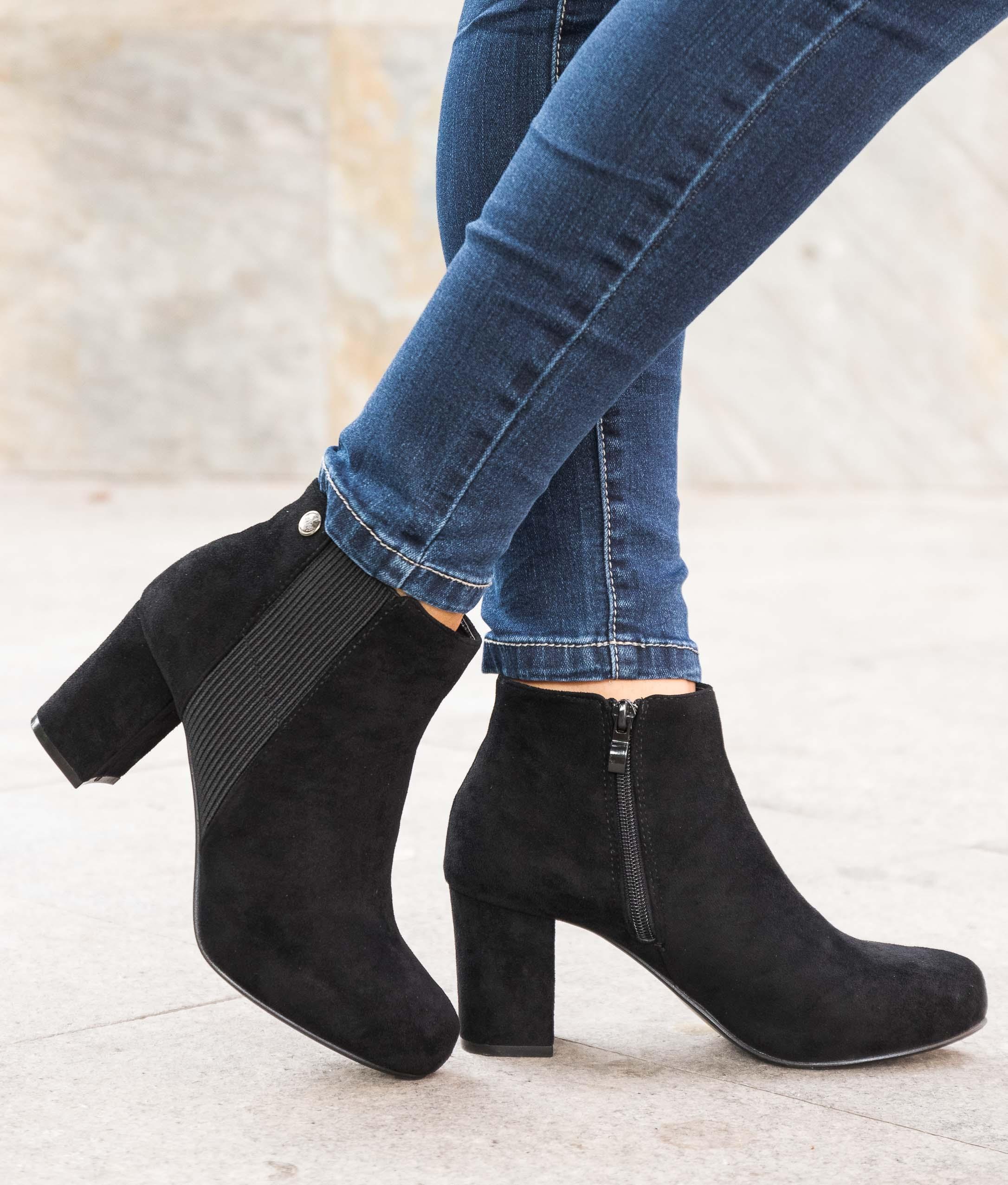 Low Boot Gufy - Black