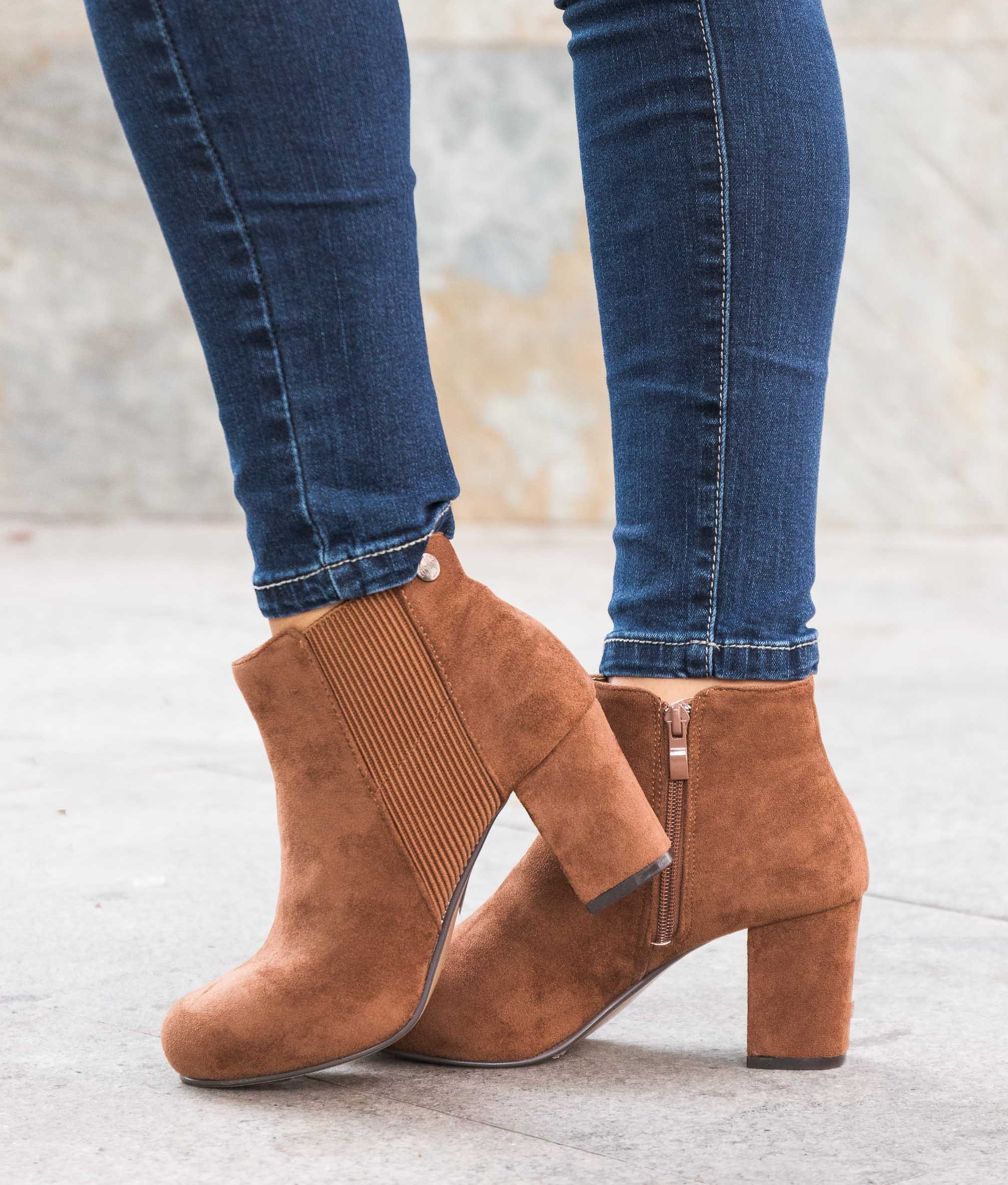 Low Boot Gufy - Camel