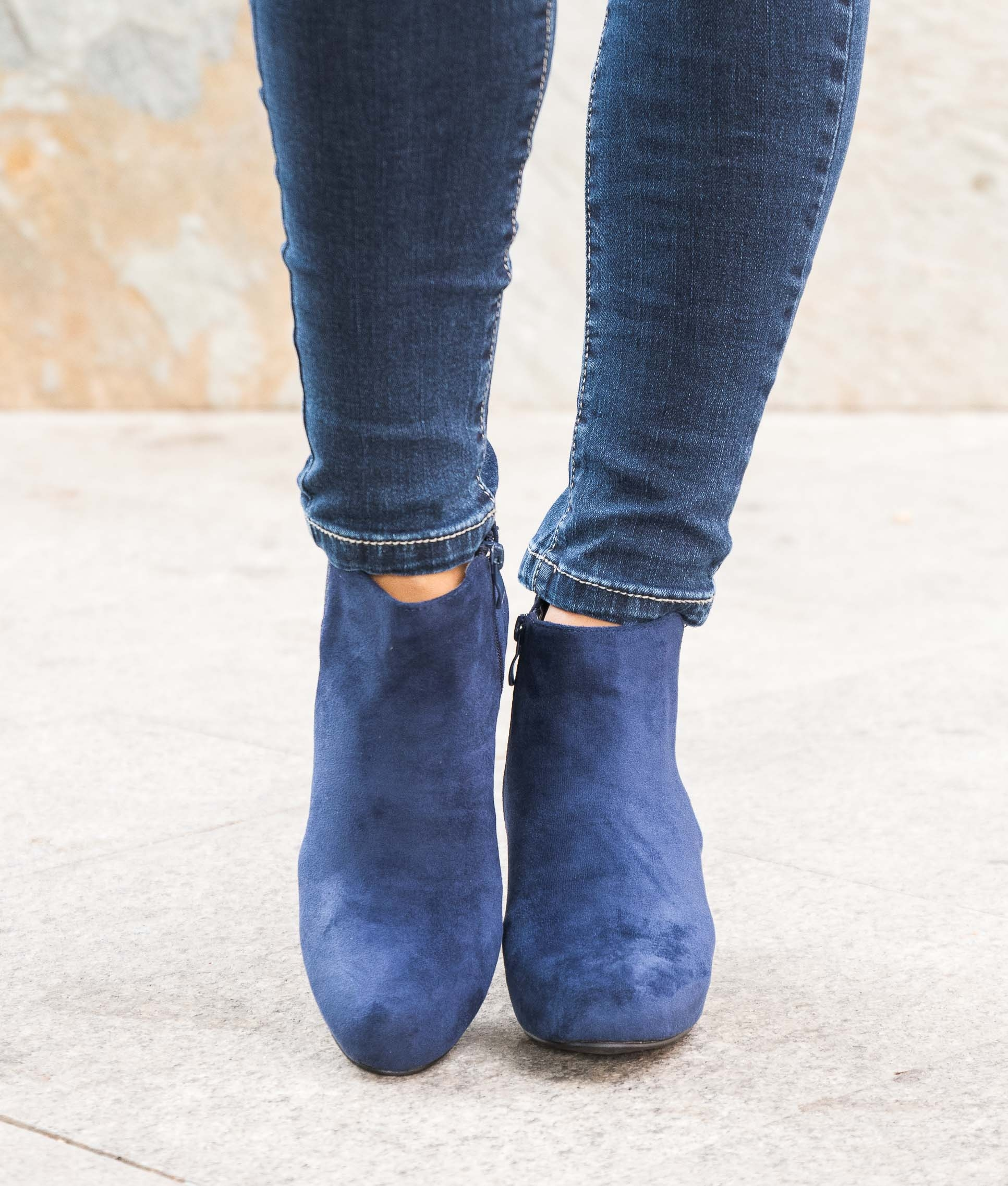 Boot Petite Gufy - Bleu