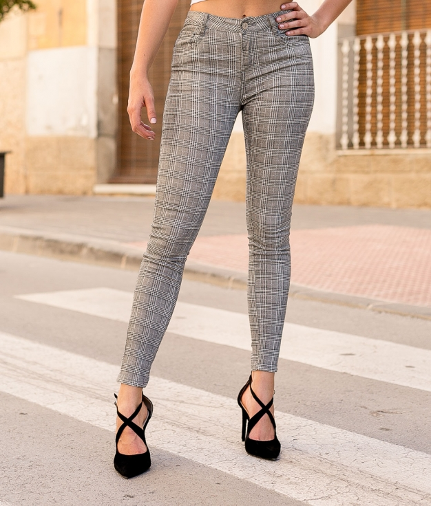 Trousers Gundes - Black