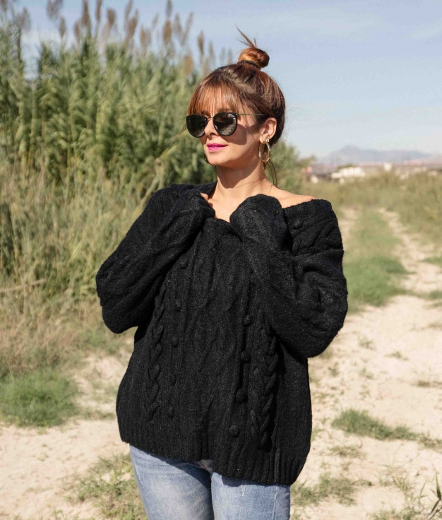 Jersey Doval - Negro