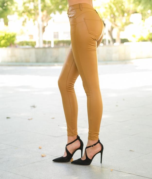 Pantalon Utaker - Moutarde