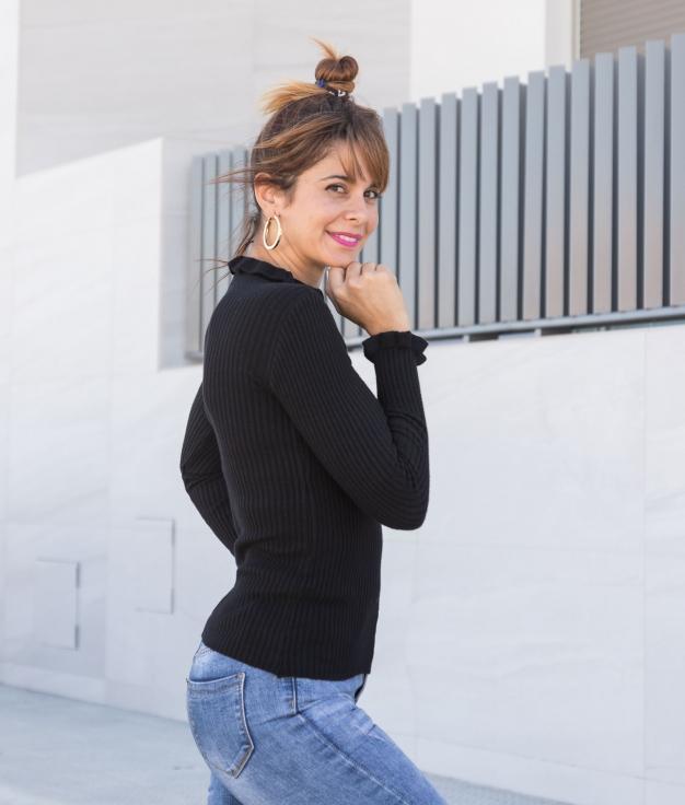 Sweater Sidal - Black