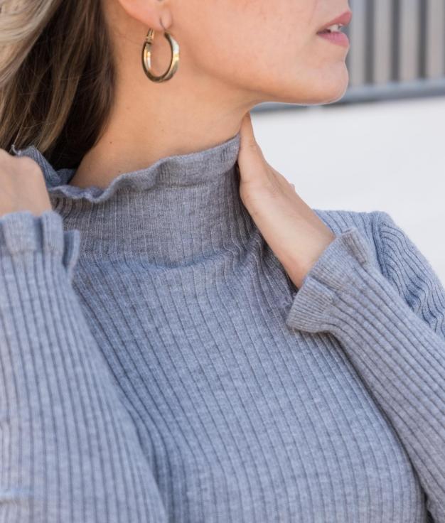 Sweater Sidal - Grey
