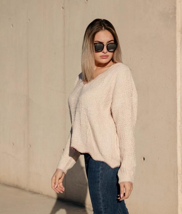 Sweater Flyt - Beige