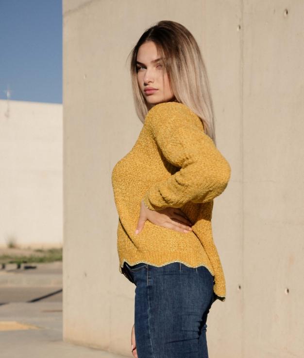 Sweater Flyt - Yellow